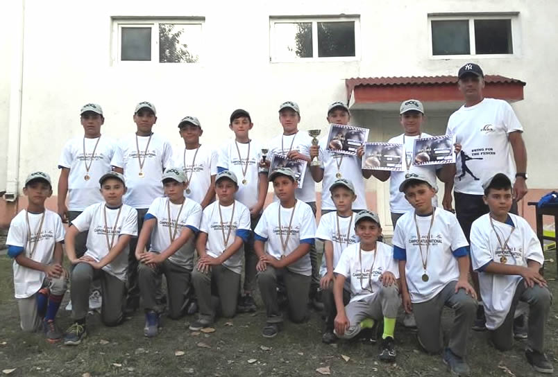 Baseball Juniori III 2017